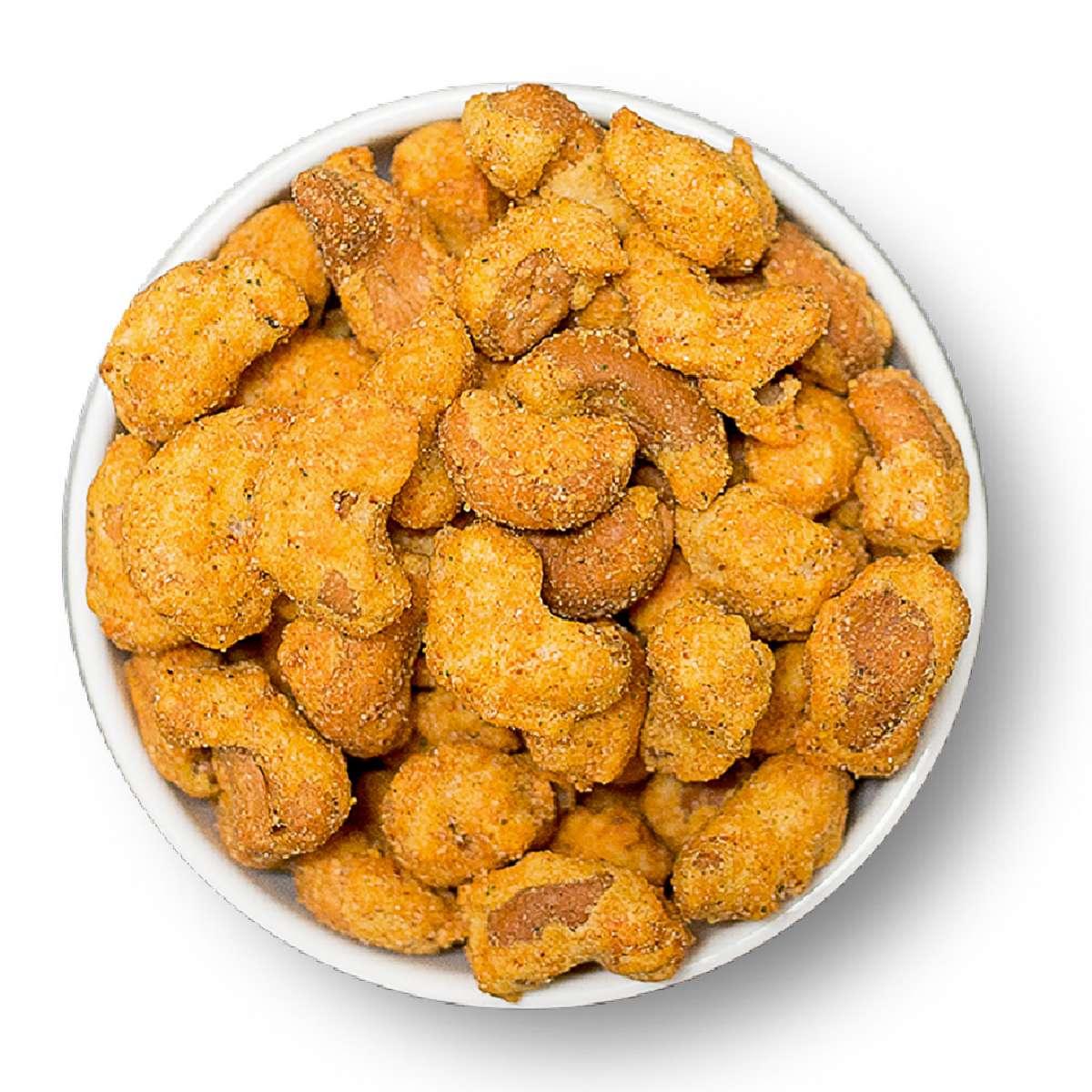 Cashewkerne mit BBQ | Nüsse