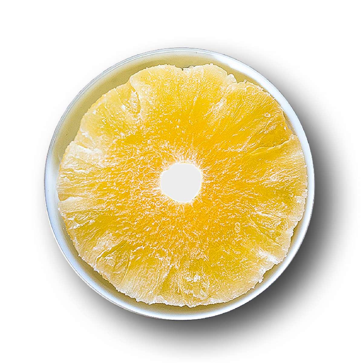 Kandierte Ananas | Trockenfrüchte