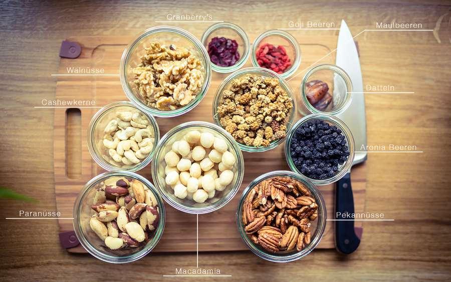 1001 Frucht - DELUXE MIX | Knabber Box