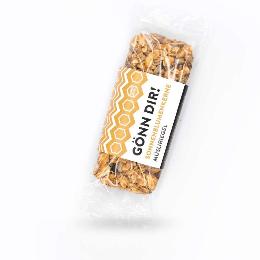 Müsliriegel mit Honig – Gönn Dir | Snacks