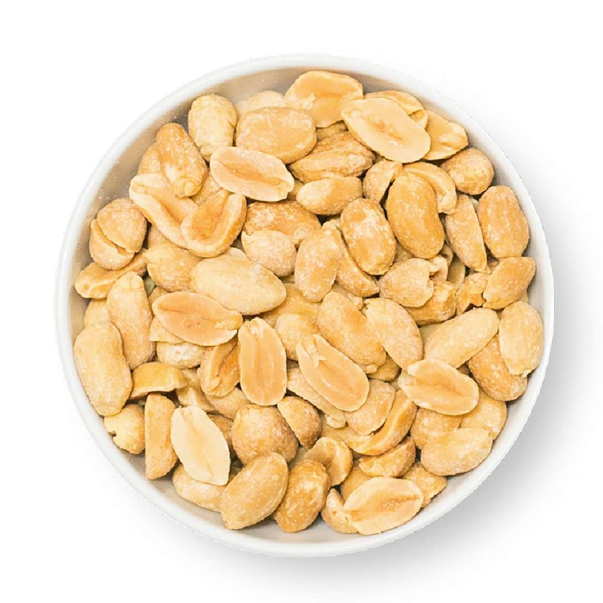 Erdnüsse ohne Salz | Themen