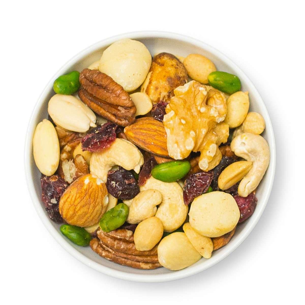 1001 Frucht - edle Nussmischung, - naturbelassen | Schulanfang