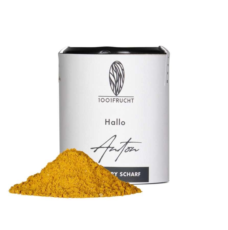 Bio Curry, Indisch - scharf - Anton | Gewürze