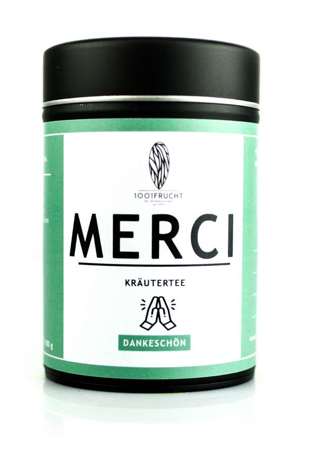 Merci - Kräutertee | Getränke