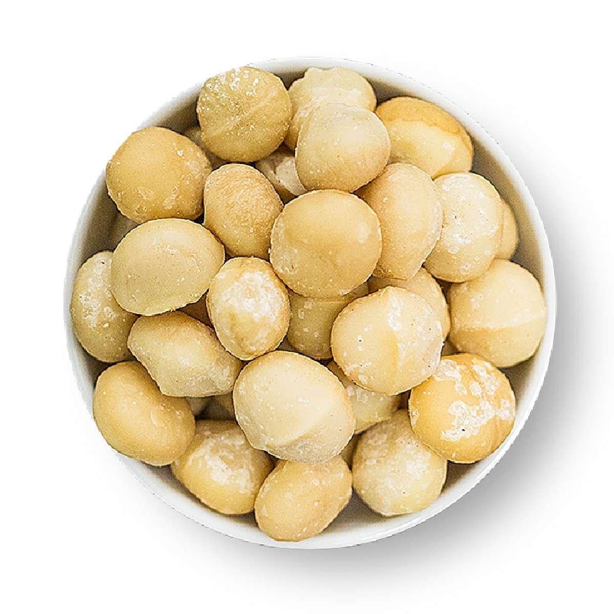 Macadamia Nüsse naturbelassen | Frühstück