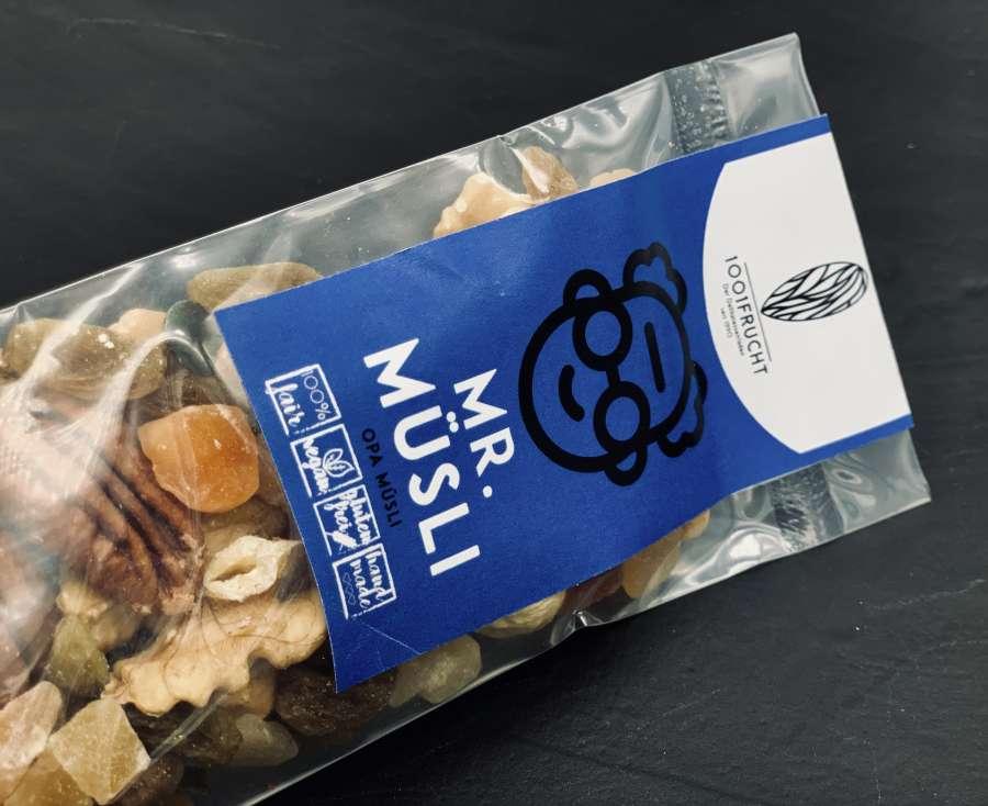 Power Snack - Mr. Müsli | Orientalisch
