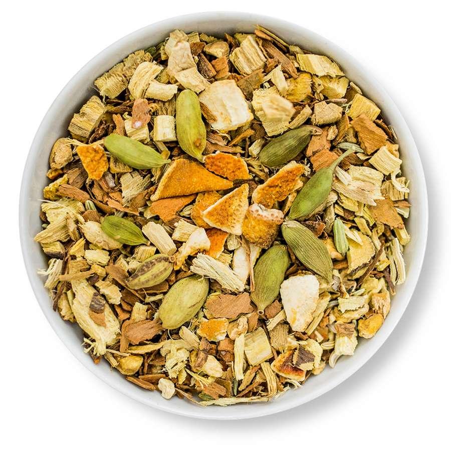 Kräuterteemischung - Vata - ohne Zusatz von Aroma | Getränke