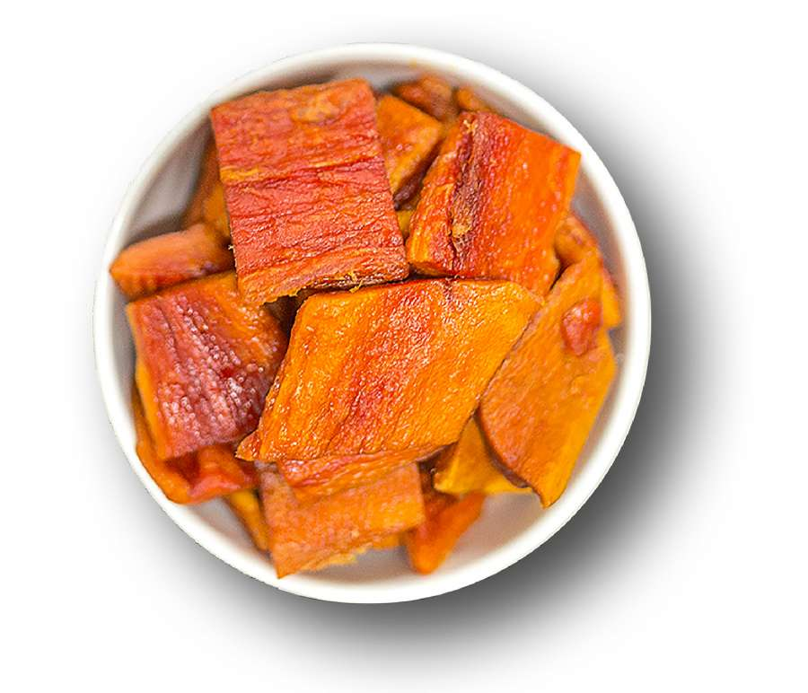 Getrocknete Papaya naturbelassen - extra Qualität | Trockenfrüchte