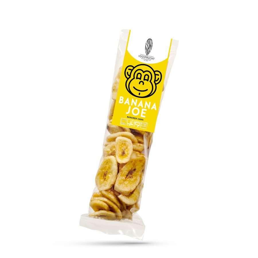 Power Snack - Banana Joe | Trockenfrüchte
