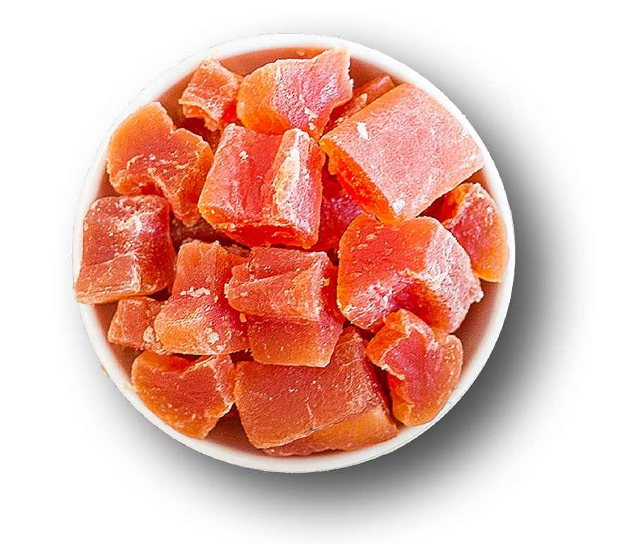 Kandierte Papaya | Trockenfrüchte