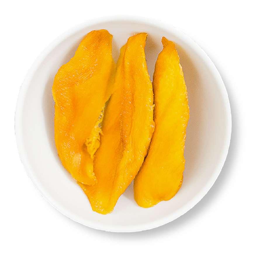 Getrocknete Mango naturbelassen | Trockenfrüchte