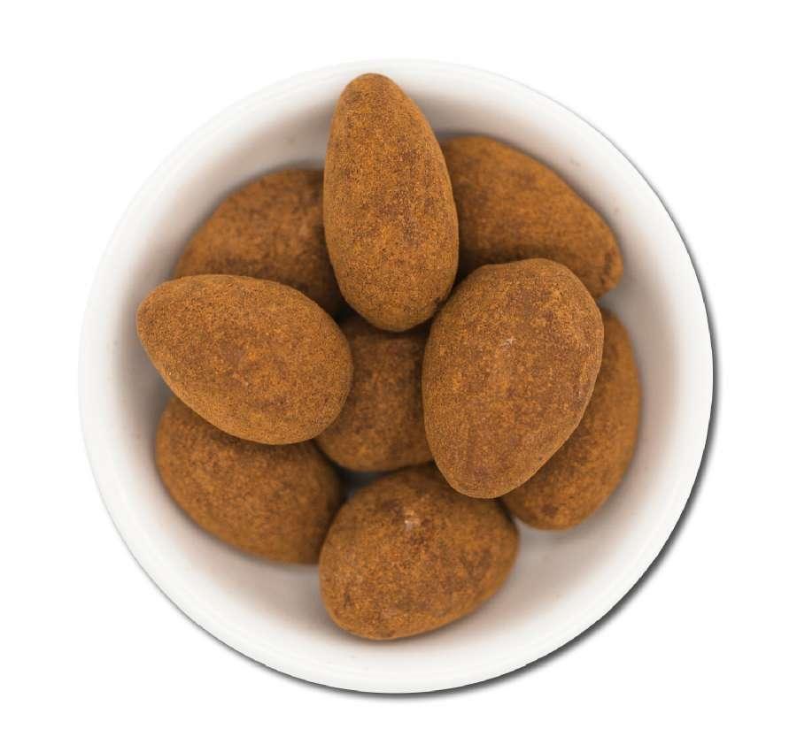 Mandeln mit Schokolade und Zimt | Mandeln