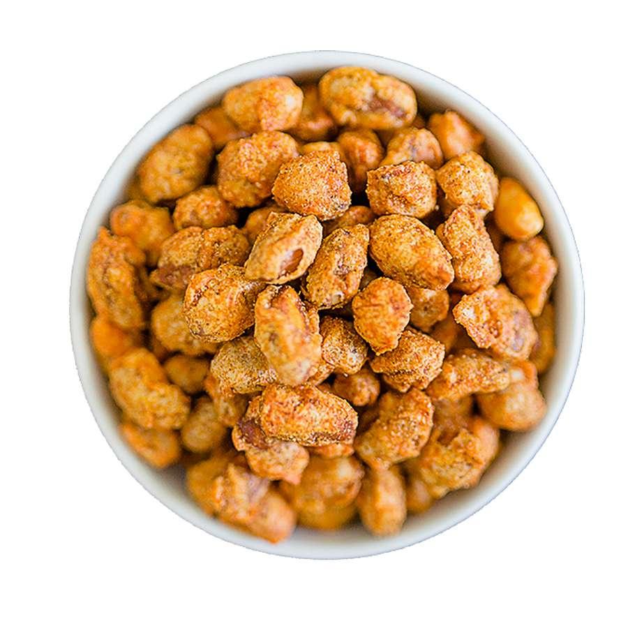 Erdnüsse mit Chili | Erdnüsse