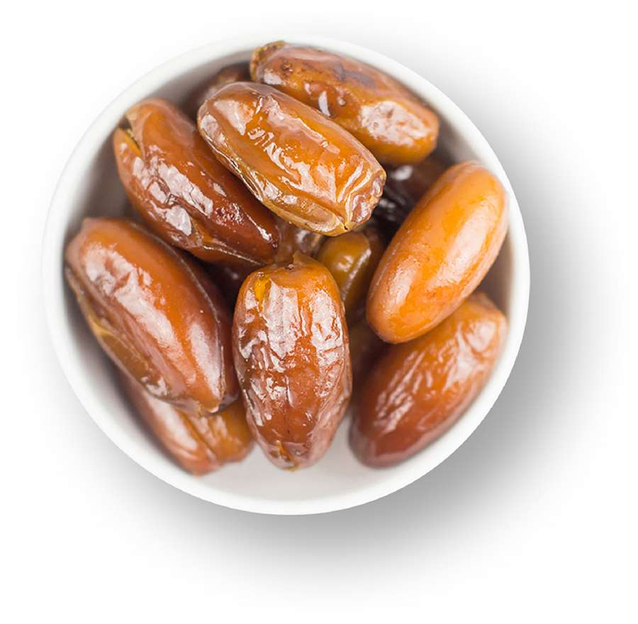 Deglet Nour Datteln, entsteint, getrocknet, naturbelassen | Trockenfrüchte