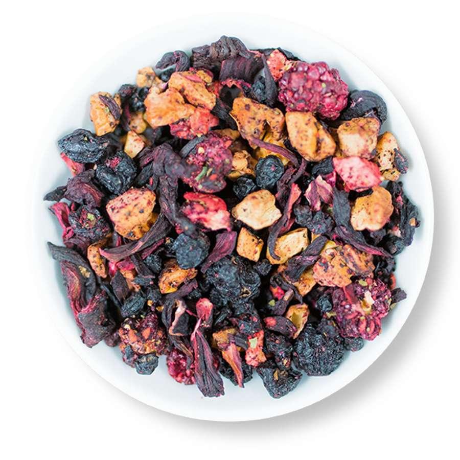 Oma's Erdbeergarten Tee | Getränke