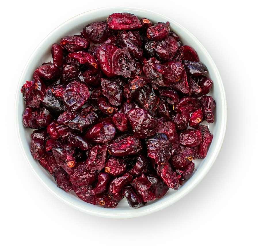 Cranberries ohne Zucker | Trockenfrüchte