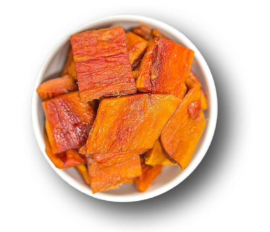Getrocknete Papaya naturbelassen - extra Qualität | Themen