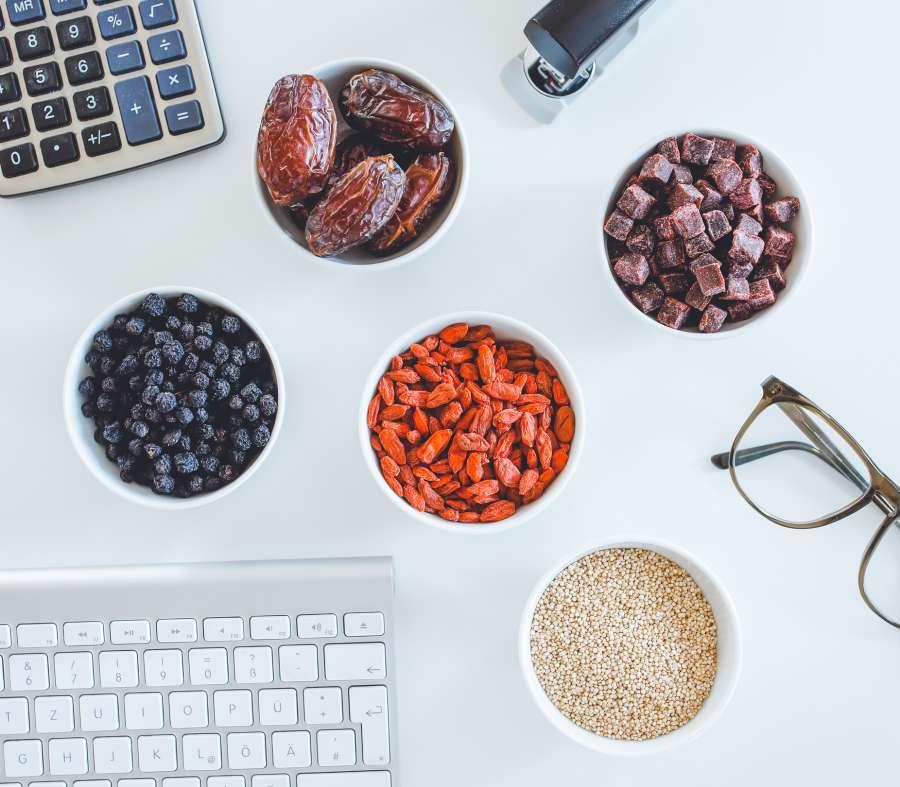 Büro Super Food Mix | Knabber Box
