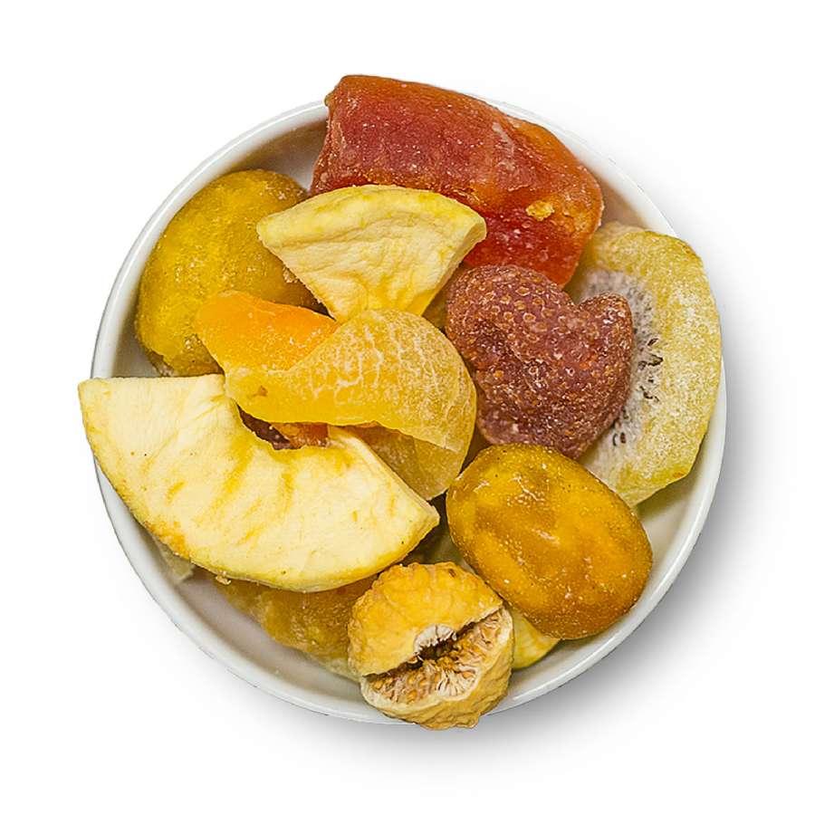 1001 Frucht - Fruchtmischung, grobe | Trockenfrüchte