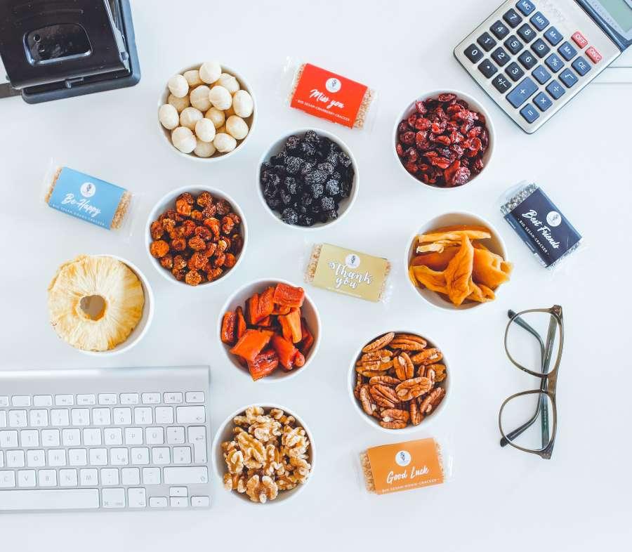 Büro Vegan Mix | Knabber Box