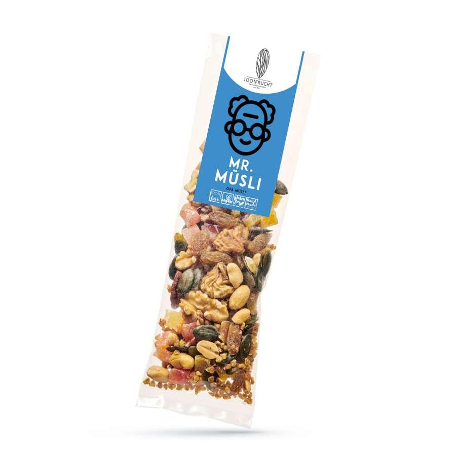 Power Snack - Mr. Müsli | Power-Snacks