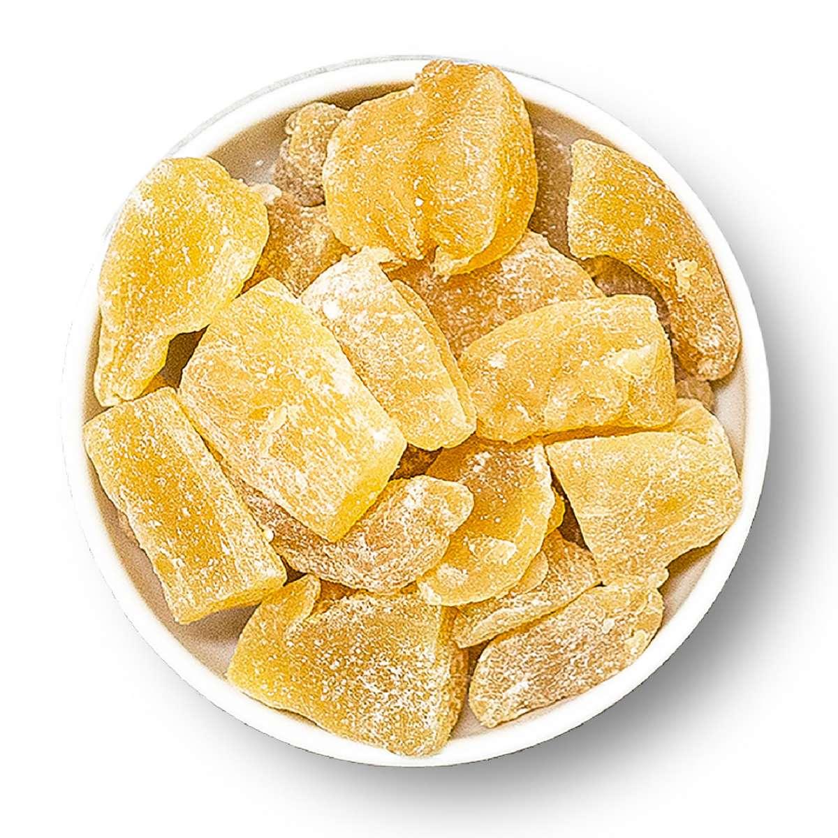 Ingwer, Würfel - extra Qualität- kandiert | Trockenfrüchte
