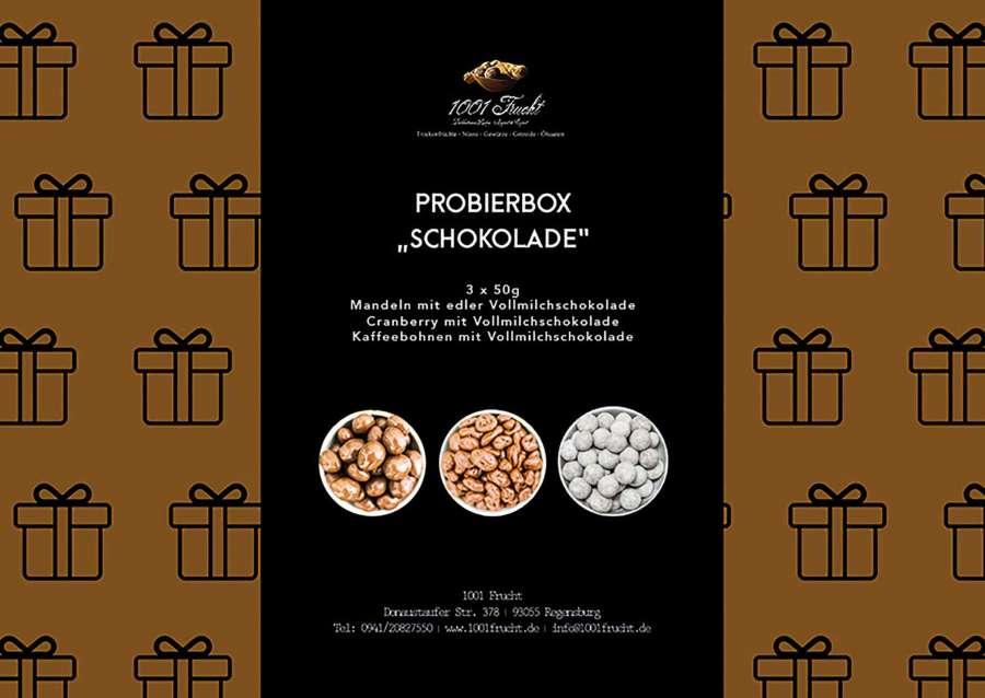 Schoko-Box | Geschenke