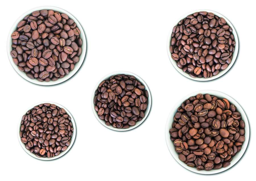 5 Kaffee Geschenke Set | Kaffee