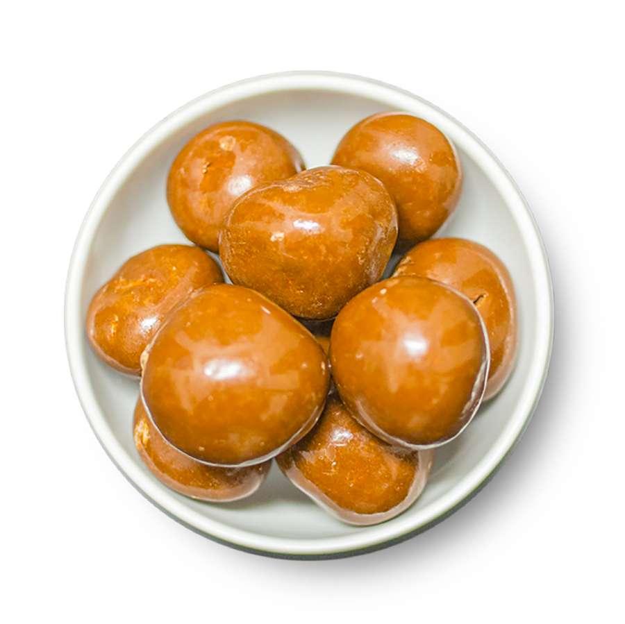 Ingwer Pralinen mit Vollmilchschokolade | Snacks