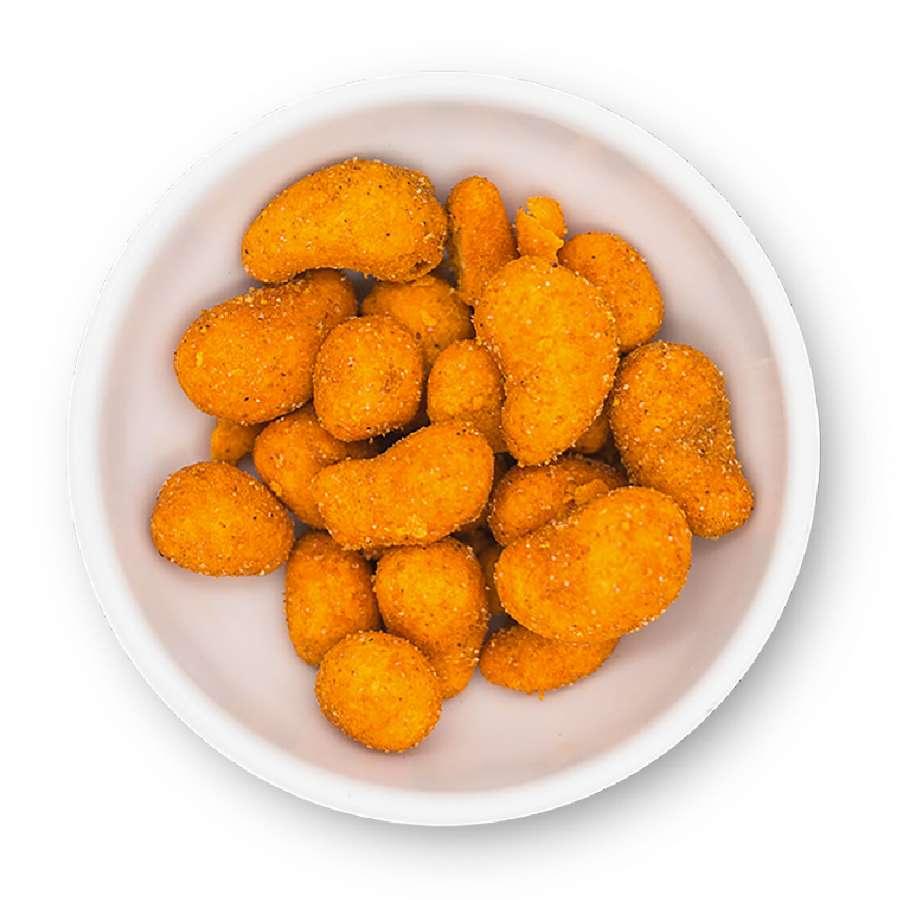 Cashews im Chili-Mantel | Nüsse